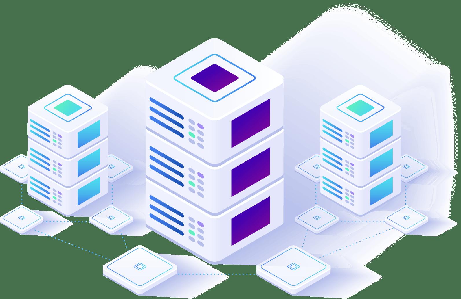 individual servers