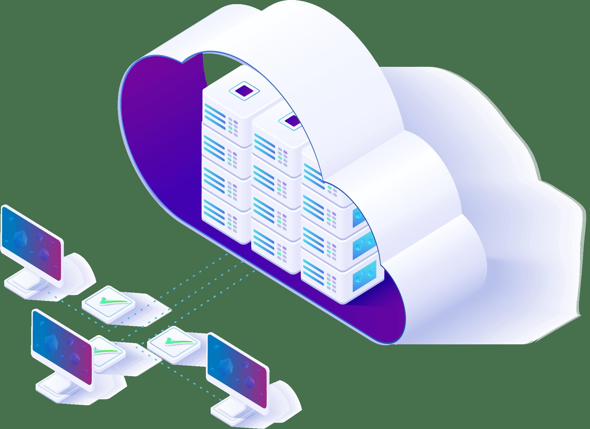 Shared Hosting Servers
